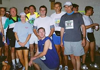 SteamtownMarathon2005Group