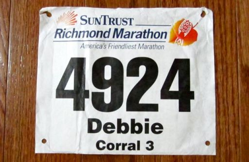 RichmondMarathonBib