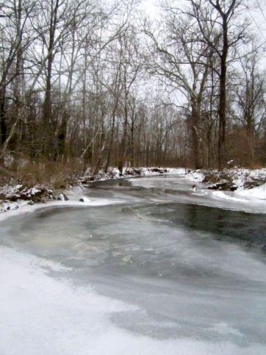FrozenStream