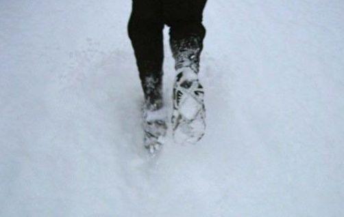 SnowyRunYakTraxShoeBottom
