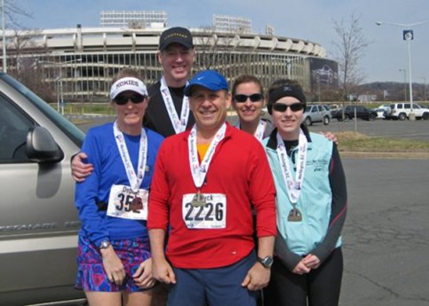 2009NationalMarathonGroupFinish
