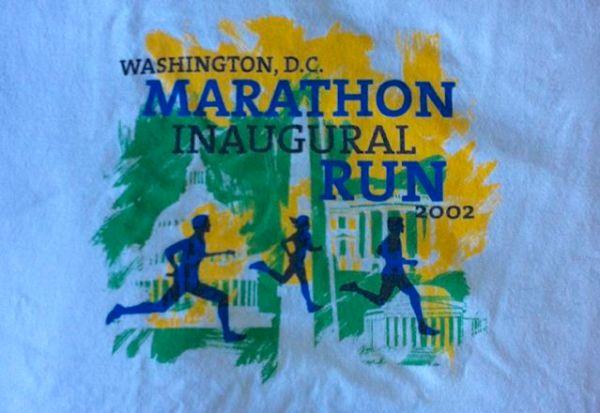 Washington DC Marathon