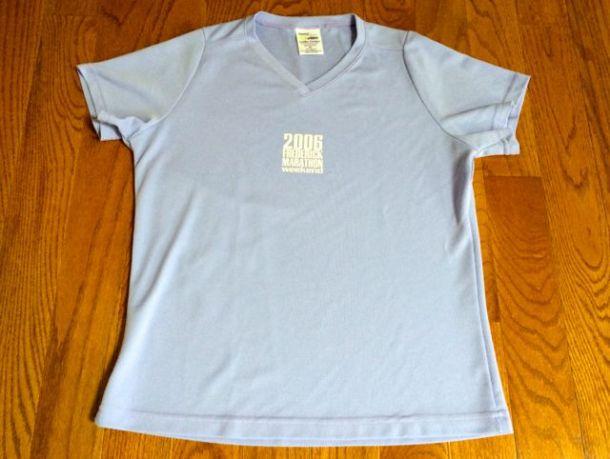 2006FrederickMarathonShirt