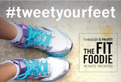 FitFoodieTweetYourFeet