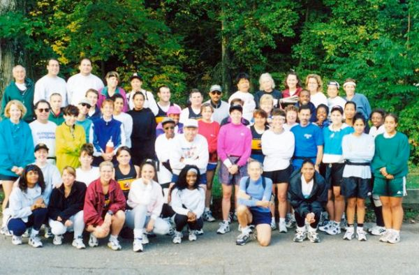 National AIDS Marathon Training Program