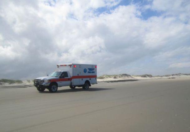 AmbulanceOnBeach