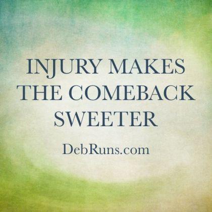 InjuryComebackSweeterPoster