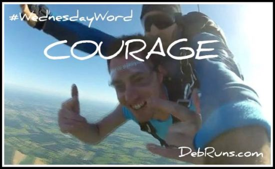 WednesdayWordCourage
