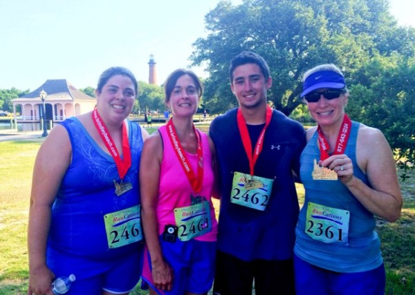 OBX5KFinishersWithMedals