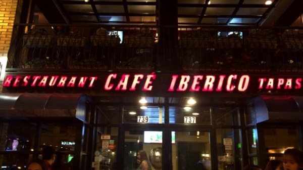 RestaurantCafeIberico