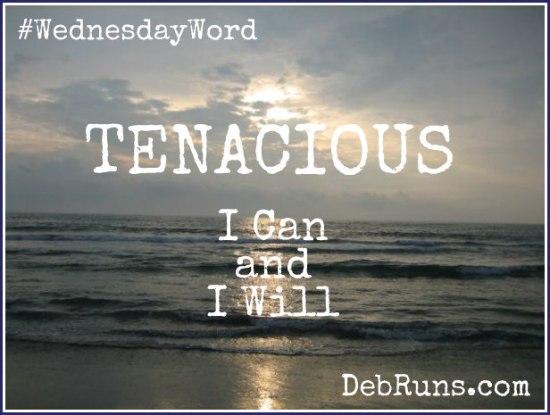 WednesdayWordTenacious
