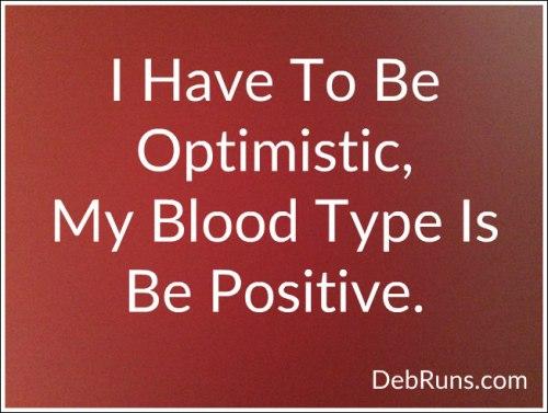 OptimisticBePositiveQuote