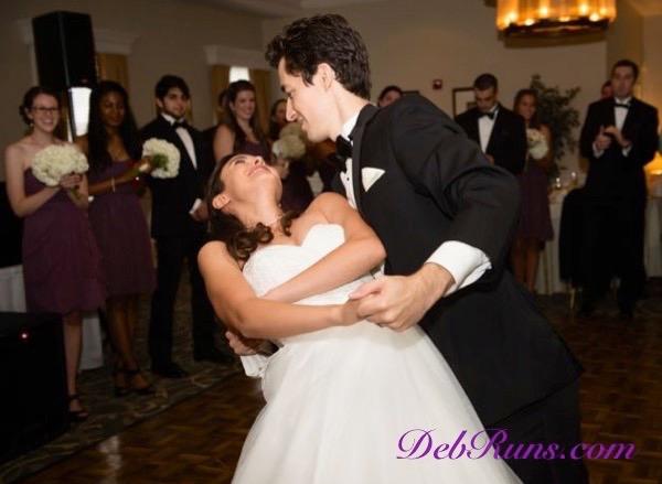 WeddingFirstDanceDipSignature