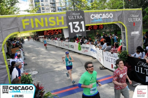ChicagoHalfProDebFinishLine