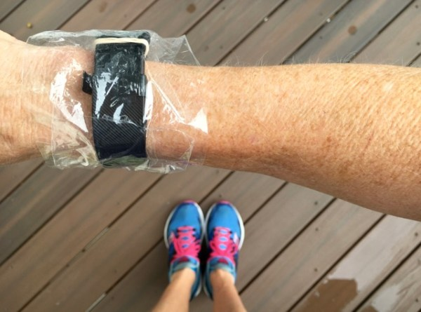FitBitTapedRubberbanded