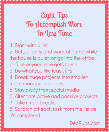 eight-tips-to-accomplish-more-in-less-time
