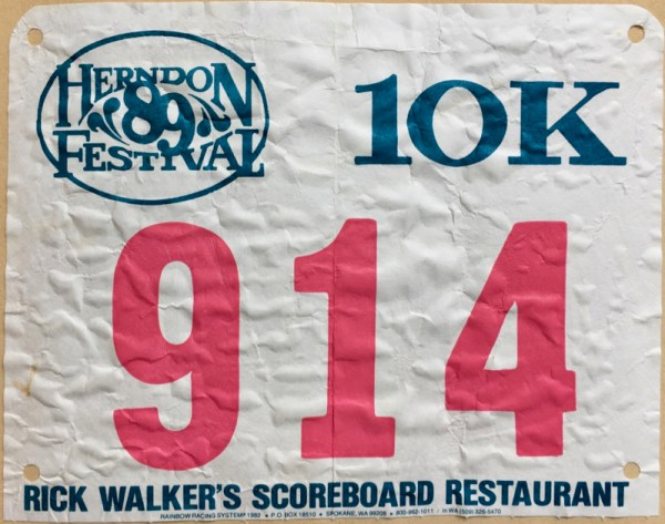 Herndon Festival 10K