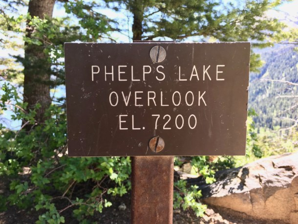 Phelps Lake Hike