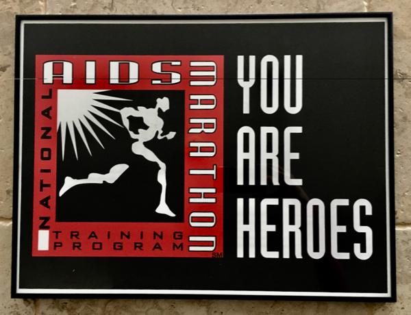 National AIDS Marathon Training Program