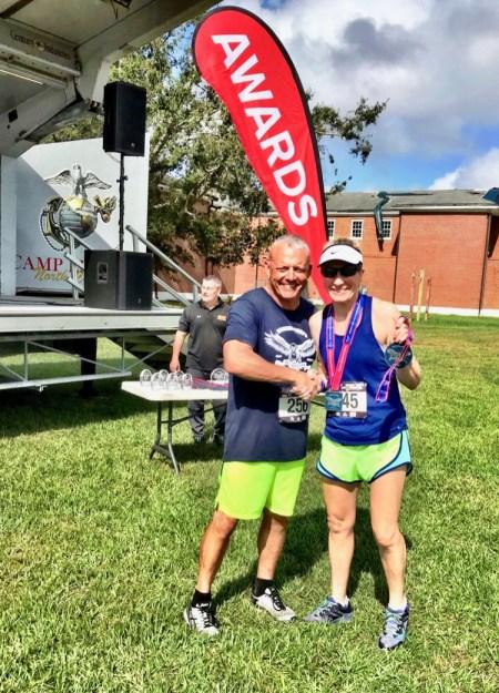 Marine Corps Half Marathon