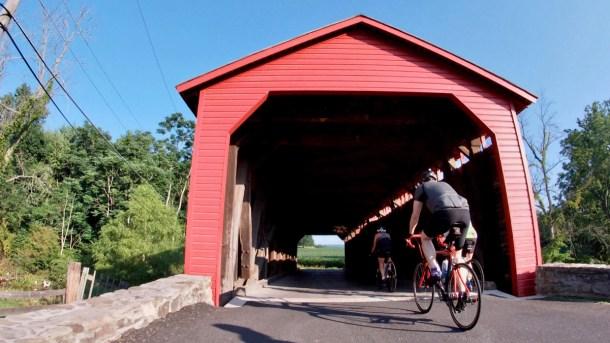 Frederick County Maryland Three Covered Bridges Bike Tour