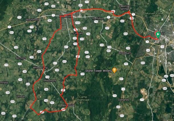 44-Mile Loudoun Meander