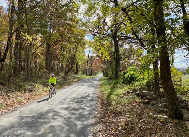 27 Miles of Loudoun County Gravel Perfection