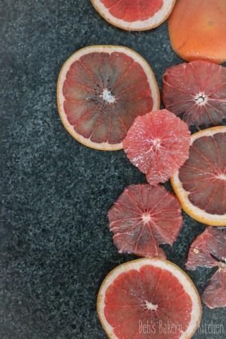 Grapefruittaart