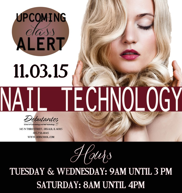 Nail Technology with Hours 11.03.15