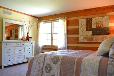 Wooster bedroom