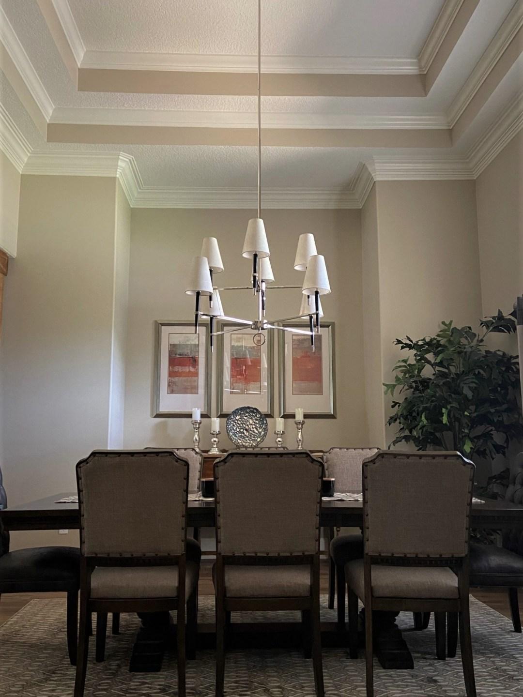 Lighting Fixture advice from Orange Park Decorator