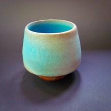 Tiny salt teabowl, 25