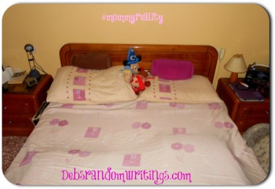 Mommy Reality #17 – Bed Pillows…