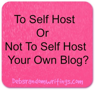 Self-Hosting A Blog – What I Learned As A New Blogger