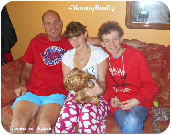 My Scarey Family