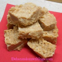 Vanilla Fudge Recipe