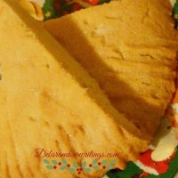Melt In The Mouth Shortbread Recipe