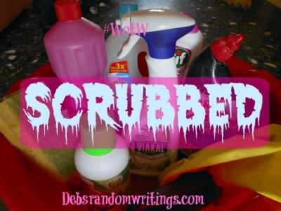 Scrubbed…
