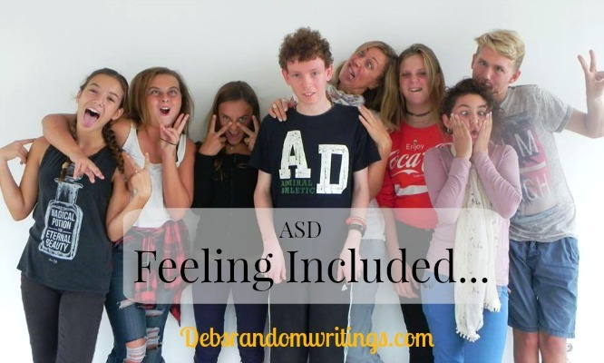 Feeling included ASD