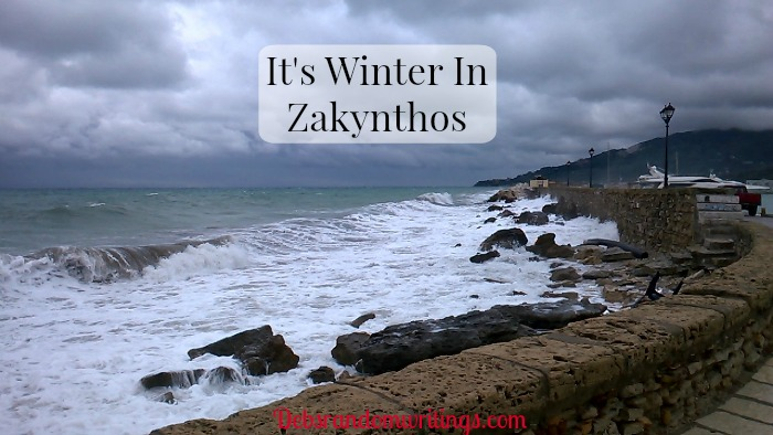 It's Winter In Zakynthos!