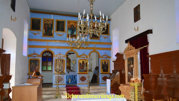 Clean Monday at Spiliotissa Monastery