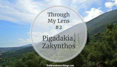 Through My Lens #2 – Pigadakia, Zakynthos