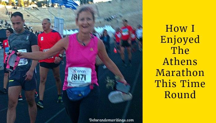 Run a Marathon and enjoy it.
