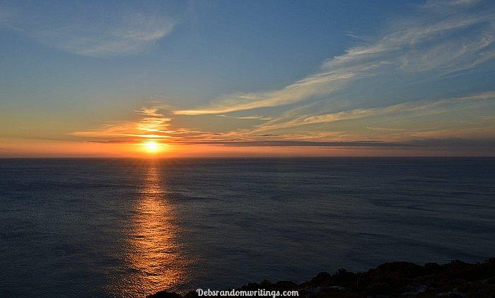 Sunset at Agalas, Zakynthos