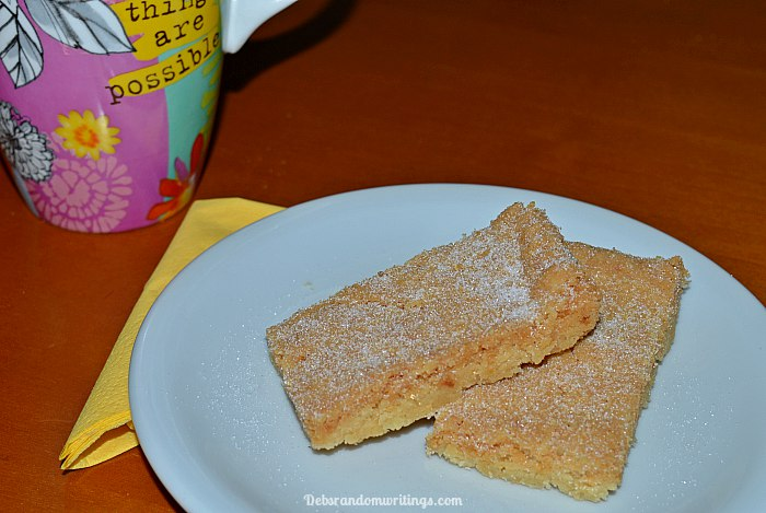 Coconut shortbread recipe