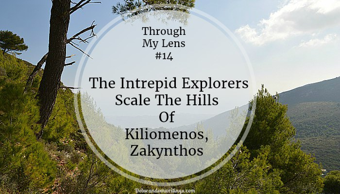 Scaling The Hills Of Kiliomenos