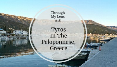 A Weekend Of Walking In Tyros, Greece