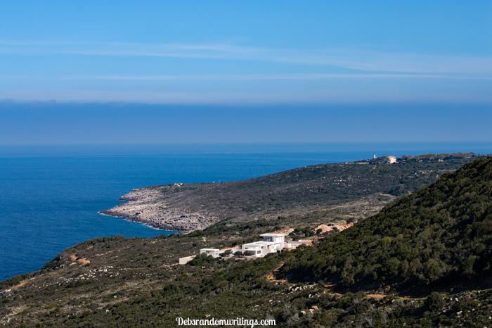 Skinari coastal walk