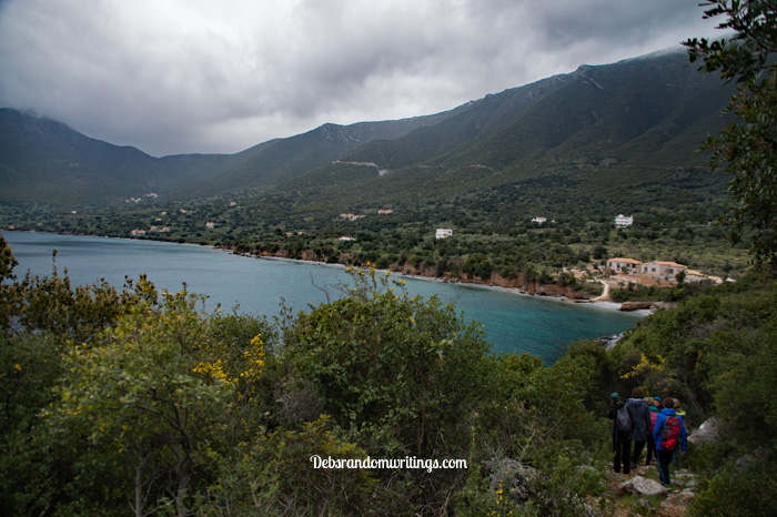 Hiking in the Peloponnese