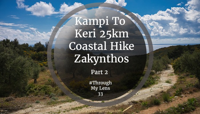 A beautiful Kampi to Keri coastal hike